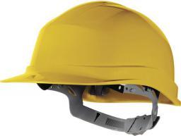 DELTA PLUS Hełm ochronny regulowany Zircon 1 żółty (ZIRC1JA)