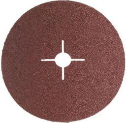 NORTON Krążek fibrowy granulacja 80 125mm (66623385776)