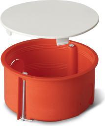 Elektro-Plast Puszka podtynkowa  PO-80 czerwony (0209-00)