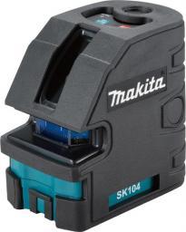 Makita Laser krzyżowo liniowy (SK104Z)