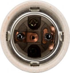 Kanlux Oprawka E27 ceramiczna HLDR-E27-D 02162 1szt.  (02162)