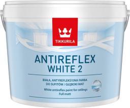 Farba emulsyjna Tikkurila Anti-Reflex White biała 3L