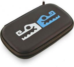 4World ETUI GSM CASE brąz/brown (06253)