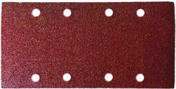 Dedra Papiery ścierne z otworami rzep  92 x 182mm gradacja 40 5szt. (DED79430)