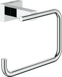 Grohe Uchwyt na papier toaletowy Essentials Cube chrom (40507001)