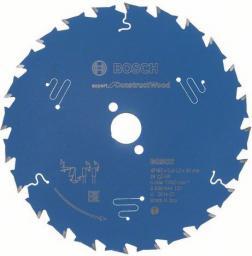 Bosch Tarcza pilarska Expert for Construct Wood 165 x 20mm 24z (2.608.644.137)