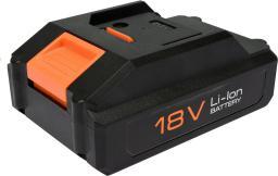 Sthor Akumulator 18V 1,3Ah Li-Ion do 79893 (78987)