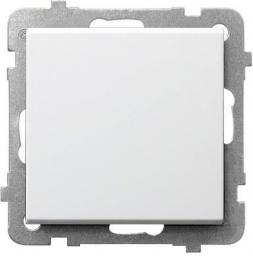 Ospel Łącznik jednobiegunowy Sonata 16AX IP20 biały (ŁP-1R/m/00)