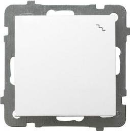 Ospel Łącznik schodowy AS 10AX 250V biały (ŁP-3G/m/00)