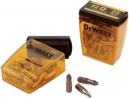 Dewalt Zestaw końcówek PH2x25mm 25szt. (DT7909-QZ)