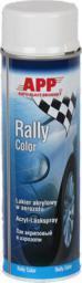 APP Lakier akrylowy Rally Color Spray biały 500ml (210101)