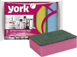 York Zmywak kuchenny MAXI 5szt. (030040)
