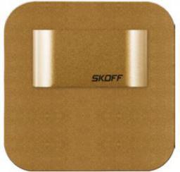 Oprawa schodowa SKOFF Salsa mini short LED mosiądz mat (MS-SMI-M-H-1-PL-00-01)