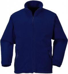 Bluza polarowa Argyll granatowa XXL