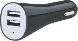 Ładowarka Ładowarka samochodowa USB 12/24V 1/2.1A