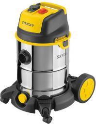 Stanley Odkurzacz przemysłowy Wet&Dry 1600W 30L (SXVC30XTDE)