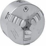 Bison-Bial Uchwyt tokarski samocentrujący spiralny 3-szczękowy 125mm (3204-125)