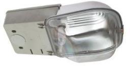 Gewiss Oprawa uliczna E27 70W 230V IP54 IIkl. CITY C/L SE IP54 klosz PC ze żródłem (GW86005S)
