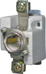 Eti-Polam Gniazdo bezpiecznikowe na szynę 1P E16 DI 25A 500V EZN 25 (002321002)