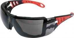 Yato okulary ochronne szare z paskiem (YT-73701)