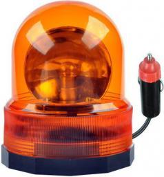 Lampa błyskowa ostrzegawcza na magnes 12V (EV LAM OBR)