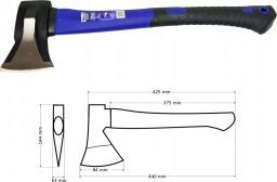 GEKO Siekiera rozłupująca trzonek z tworzywa sztucznego 1kg  (G72231)