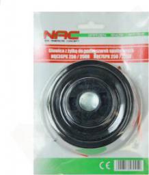 NAC Głowica żyłkowa kompletna (S248-10-SP)