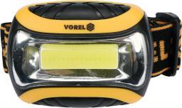 Vorel Latarka czołowa COB LED 3W (88676)