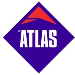 ATLAS  Fuga szarobrązowa  2kg    FWN-F-212 folia