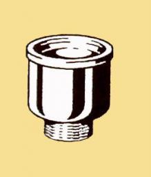 Viega Kielich pisuaru chrom (134679)