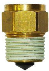 """Afriso Zawór montażowy z zaworkiem stopowym GW G3/8"""" x G1/2"""" (77918)"""