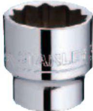 """Stanley Nasadka 12-kątna 1/4"""" 12mm (STMT72892-8B)"""