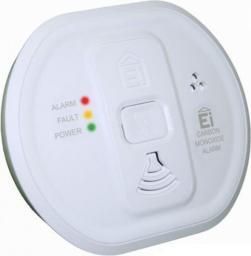 Ei Electronics Czujnik tlenku węgla - czadu bateryjny biały (Ei207)