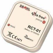 Zamel Czujnik temperatury RCT-01 radiowy dopuszkowy (EXF10000049)