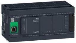 Schneider Sterownik programowalny 40 I/O przekaźnikowych Enthernet Modicon M241-24I/O (TM241CE40R)