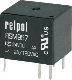 Relpol Przekaźnik subminiaturowy-sygnałowy RSM957-0111-85-S005 (2611736)