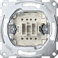 Schneider Electric Przycisk jednobiegunowy Merten mechanizm 1Z 10A IP20 (MTN3150-0000)