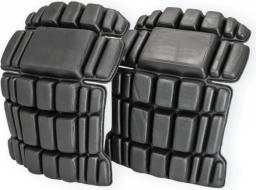 Dedra Wkładki na kolana rozmiar uniwersalny czarne (BH2AN01)