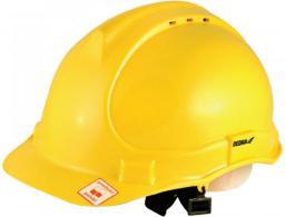 Dedra Kask ochronny żółty (BH1090)
