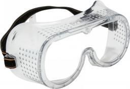 Dedra Okulary ochronne białe (BH1055)