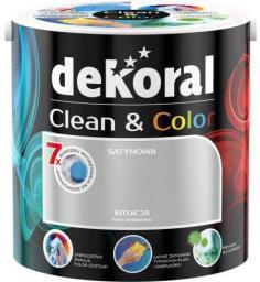 Dekoral CLEAN&COLOR intuicja 2.5L