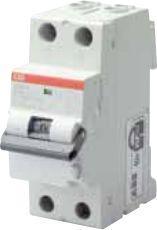 ABB Wyłącznik różnicowo-nadprądowy DS201 2P C 8A A (2CSR255140R1084)