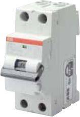ABB Wyłącznik różnicowo-nadprądowy DS201 2P B 13A AC (2CSR255040R1135)