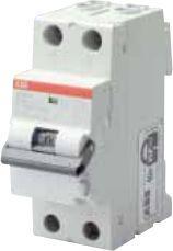ABB Wyłącznik różnicowo-nadprądowy DS201 2P C 13A AC (2CSR255040R1134)