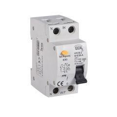 Kanlux Wyłącznik różnicowo-nadprądowy 2P C 16A 0,03A typ AC KRO6-2/C16/30 (23217)