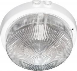 Orno Oprawa hermetyczna AUTAN 100W E27 IP44 IK10 szkło przeźroczyste  (OR-OP-305WE27SP)