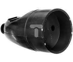 Jonex Gniazdo przenośne 16A 2P 250V czarne GN-161
