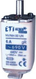 Eti-Polam Wkładka bezpiecznikowa NH00 125A gR 690V M00UQ U-N (004331213)