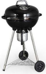 Grill węglowy kulisty z pokrywą i popielnikiem 46cm (W-992285)
