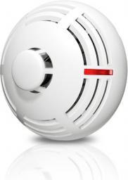 Satel Czujka pożarowa dymu/temperatury bezprzewodowa do systemu Micra biała (MSD-300)